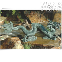 Large Outdoor Chinese Stone Dragon Water Fountain