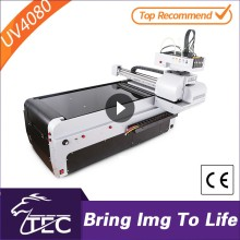 Digital foil uv flatbed printer silicone rubber band printing uv led multi-functional digital painting machine
