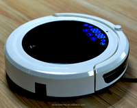 warehouse vacuum sweeper wet and dry robot vacuum cleaner