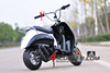 2 wheel 50cc gas scooter 2 stroke with CE/EPA certificate