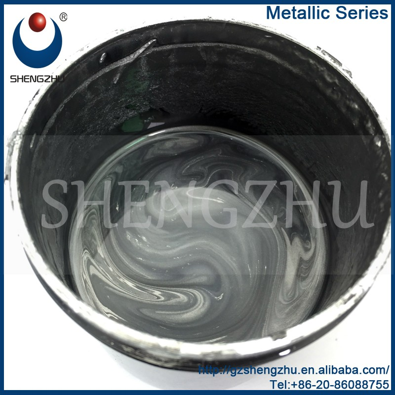 Metallic Car Paints Glossy Bronze Pearl Pigments Powder