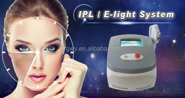 wholesale RG388 ipl elight laser hair loss hair removal body hair removing machine