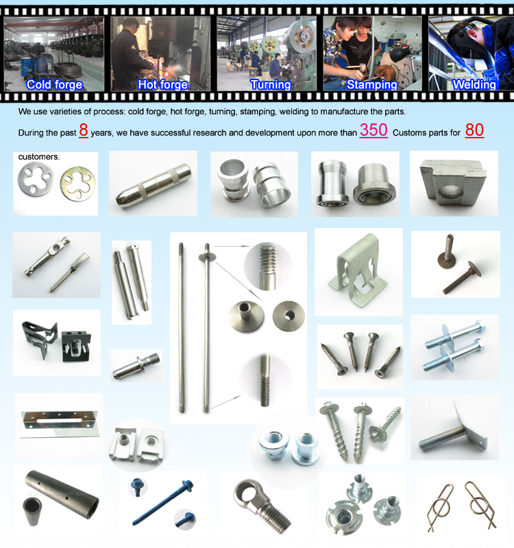 cnc stainless steel turning parts