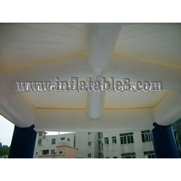 New design hospital tent with hot welded process for wholesales