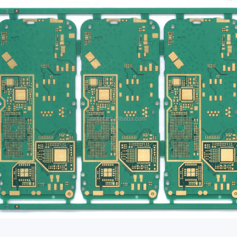 2016 pcb pcba golden supplier for multilayer Rigid FR4 printed circuit board