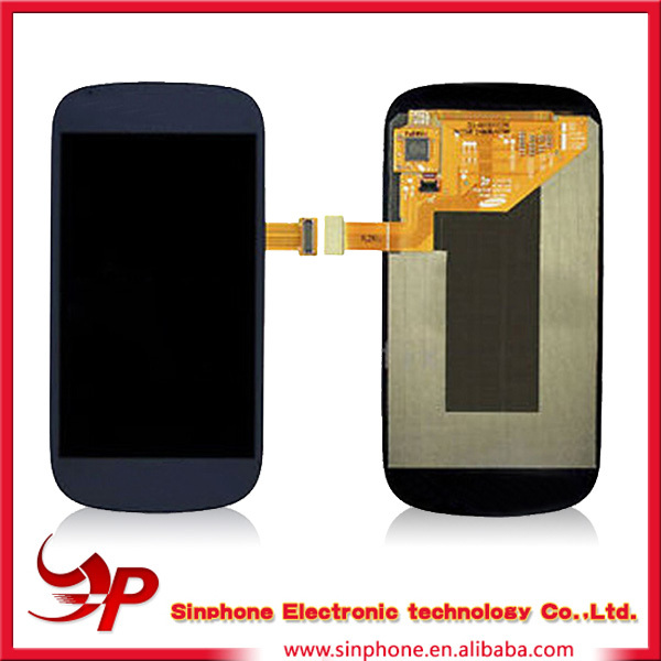 Blue LCD Screen Display Touch Digitizer W/ Frame For Samsung Galaxy S3 III i9300