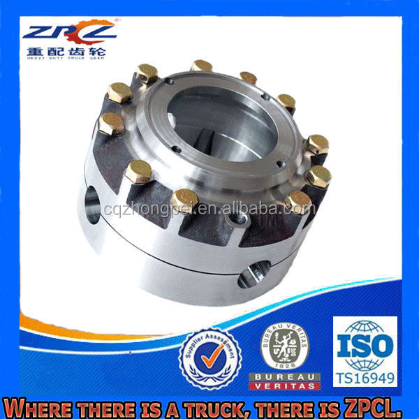 ISO Certified Truck Parts OEM Mid-Axle Differential Housing Assembly (For Mercedes, Benz, Steyr, Volvo, Howo, Aowei, Yutong etc)