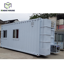 New Product Container Hotel Furnished 40ft prefabricated container house prices