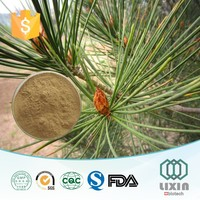 High quality GMP OEM factory supply Pure Natural Pine Needle Extract powder OPC for skin care