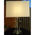 elegent acrylic table lamp