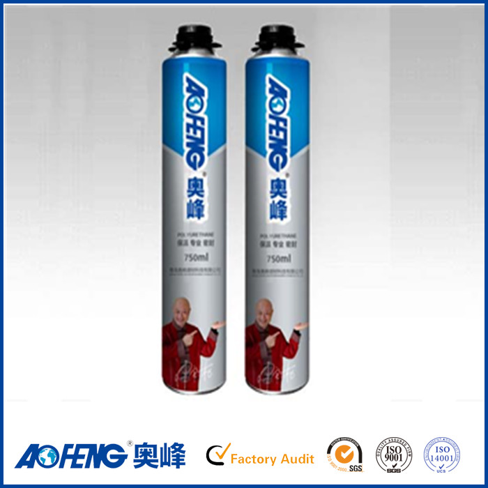 750ml Window and Door Use PU Foam Sealant