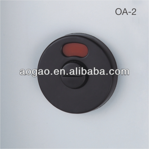 aogao nylon toilet partition lock