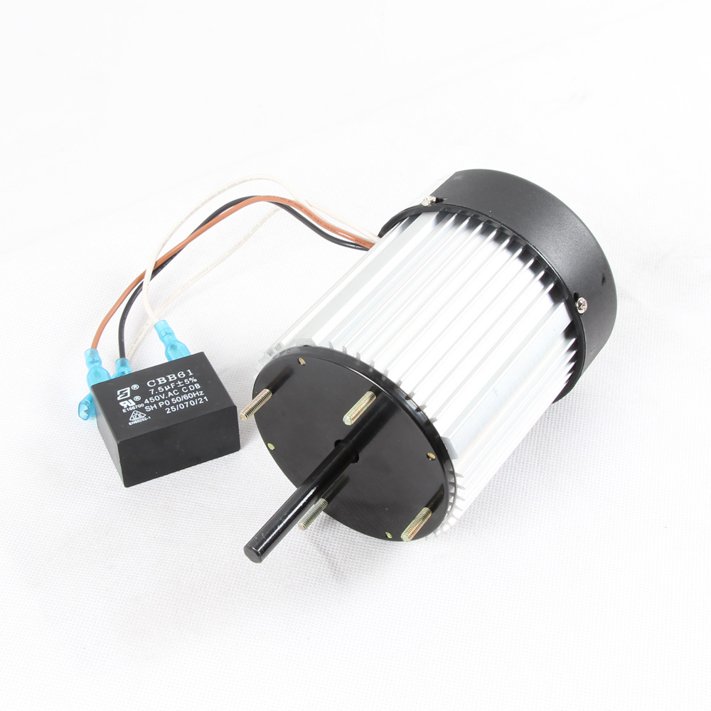 3.3'' 1/3 HP small electric fan motor