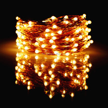 Waterproof party Christmas decoration with UL CE certificated Copper or Silver wire Mini DC powered led string light