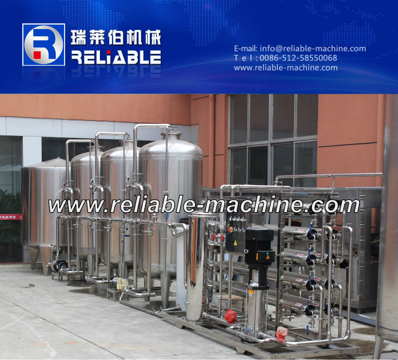 Automatic Sea/river Water Reverse Osmosis