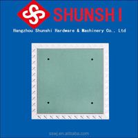 fire rated steel access panel with gypsum board