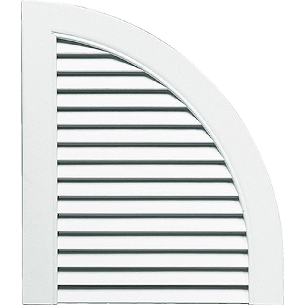 Modern design unique Triangle shape wooden window shutters from china shutters manufacturer in low price