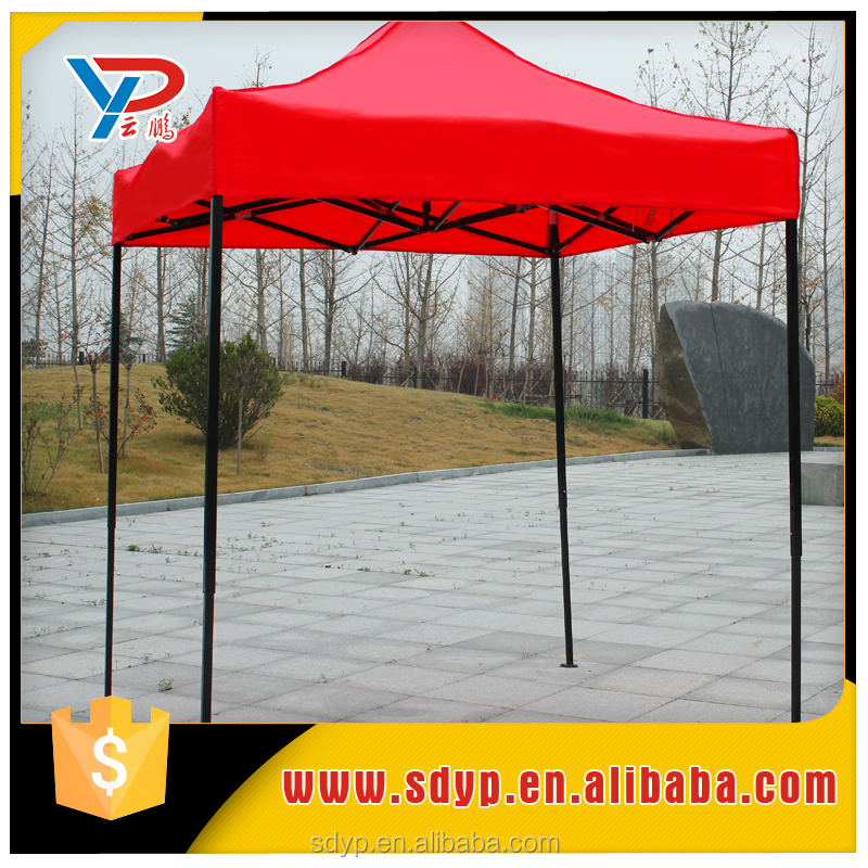 European Style Modern Cheap 2x2m Steel Frame Folding Tent
