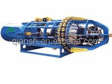 Pipe prefabrication pipeline internal pneumatic line up