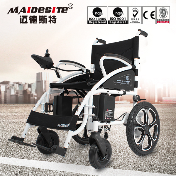 Wholesale cheap price disabled folding wheelchair for handicapped