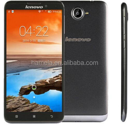 Hot Sale Original Lenovo S939 Mobile Phone Octa Core 6 inch 3G 1GB RAM 8GB Android 4.2 1280x720 Phone S939 8MP Camera