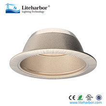 "Liteharbor all kinds of colour light reflector 6""75W PAR30 line voltage baffle trim ETL listed"