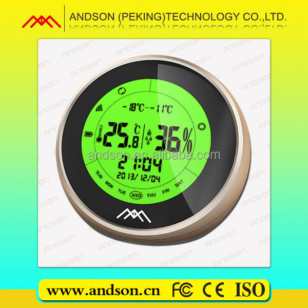 Andson stable greenhouse temperature and humidity sensor