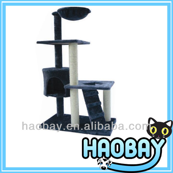 Luxury Cat Mansions Happy Pet Cat Tree House