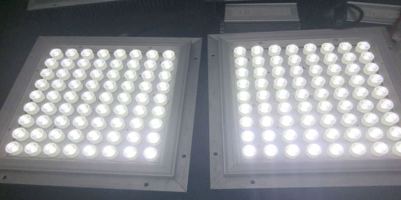 super bright meanwell driver led cnaopy light for gas station 100w led parking garage lights