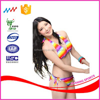 China factory sexy bikini girl swimwear