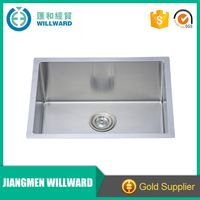 Rectangular Stainless Steel Rv Hand Wash Basin Ss Kitchen Sink