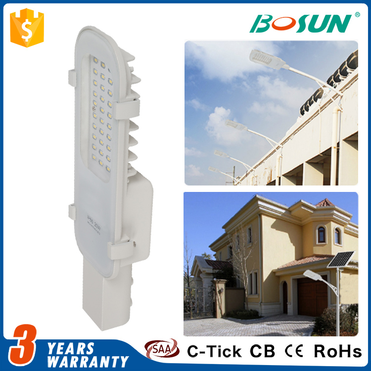 top selling waterproof aluminum 20w 30w 50w 100w solar outdoor pendant street light