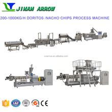 Automatic doritos chips making line tortilla chips food machine corn chips process machine