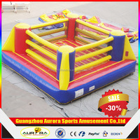 New finished inflatable wrestling ring with cheap on sale