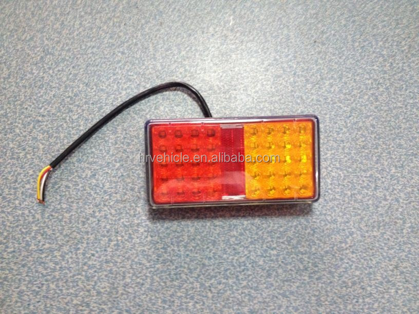 E-mark Certified Led Rear Combination Tail Light for Truck & Trailer