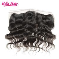 Befa Hair Wholesale Brazilian Human Hair Closure Lace Frontal Piece