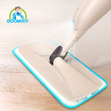 Boomjoy changeable mop head steam Super fast and convenient microfiber spray mop