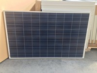 250w poly sollar panel for solar energy system