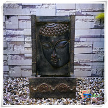 Polyresin Craft Indian Wall Bali Water Feature