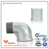 PVC pipe fittings with rubber joint