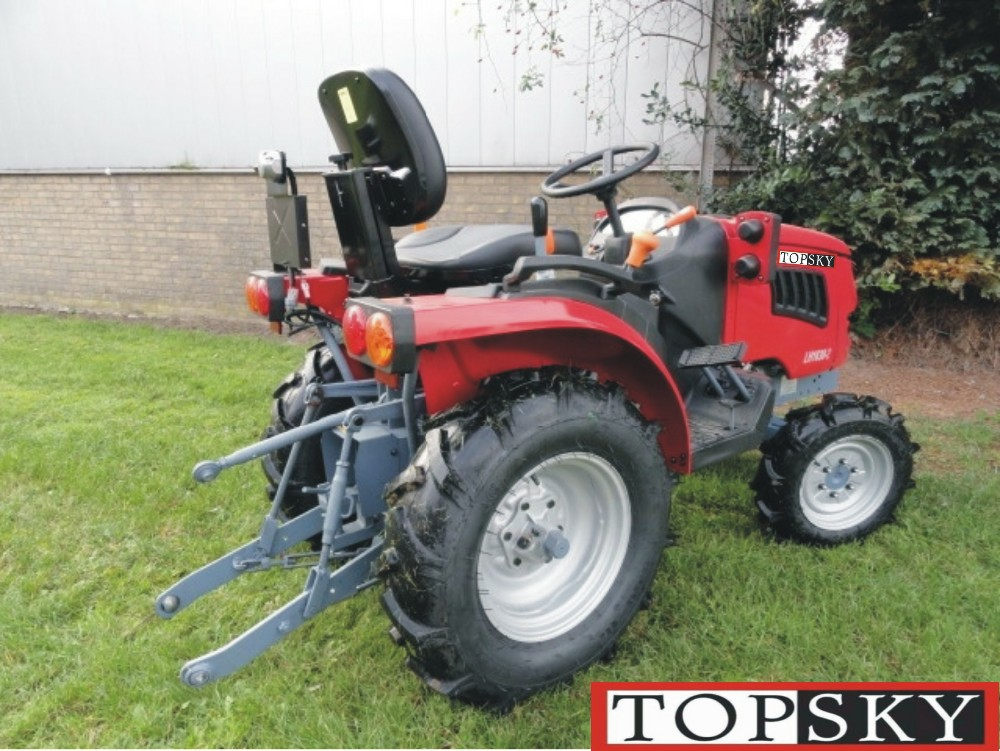 Tractor Gears Turning : Mini tractor ts garden utility