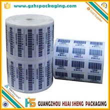 Barcode label&thermal transfer label