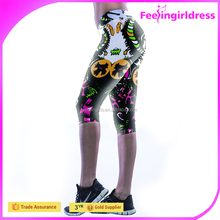 2016 Feelingirldress Hot Special 3d Print Leggings Fashion Panty Women Pictures