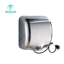 stainless steel hygiene equipment automatic electric hand dryer