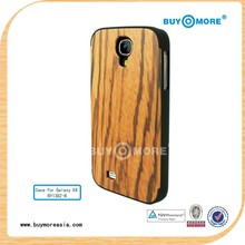 soft wood silicon case for samsung galaxy ace 2 pc