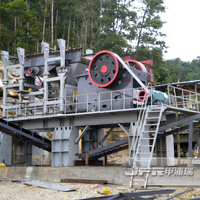 Artificial Stone Production line/ Stone crushing plant/ aggregate making line Capacity 30-350 TPD