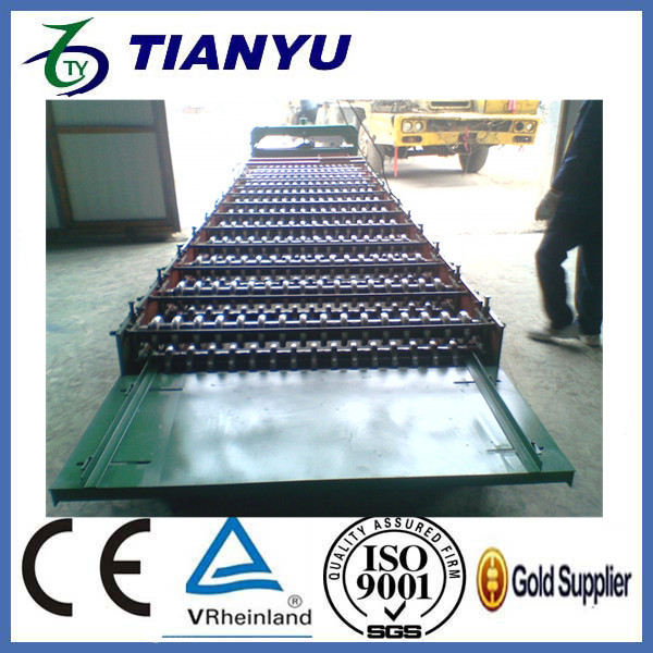 top manufacturer pvc pc plastic corrugated roof sheet making machine