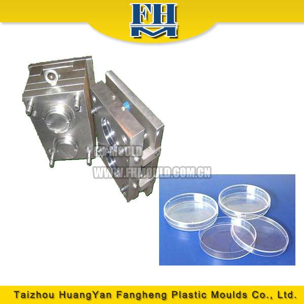 excellent precision injection plastic mold for lab products mould