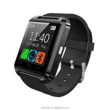 Cheap Bluetooth U8 Smart Watch with TFT LCD Touch Screen Watch Mobile Phone