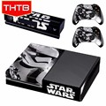 Game Sticker Skin For Xbox One Console Controller